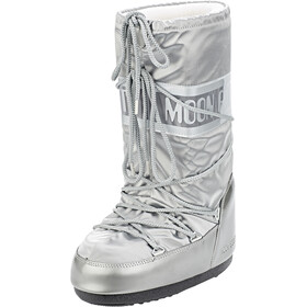 Moon Boot Glance Boots Women, silver
